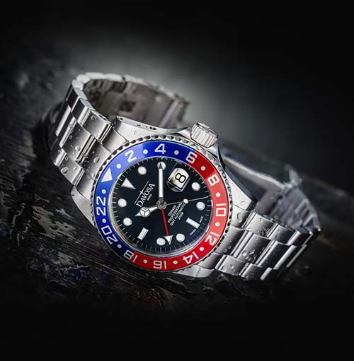 DAVOSA Ternos Professional GMT *Limited Edition, exclusively by All Watches