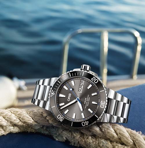 Oris Hammerhead Limited Edition *All Watches Exclusive
