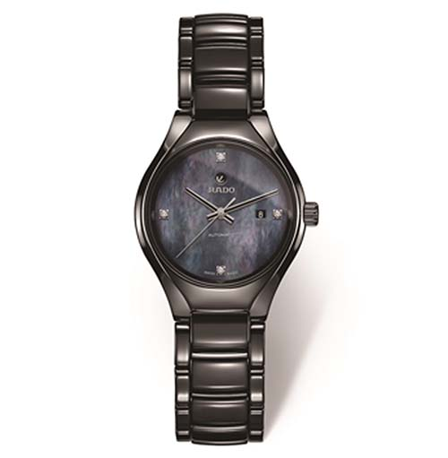 Rado True Automatic Mother of Pearl *All Watches July Exclusive