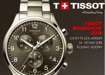 Tissot Roadshow 2018