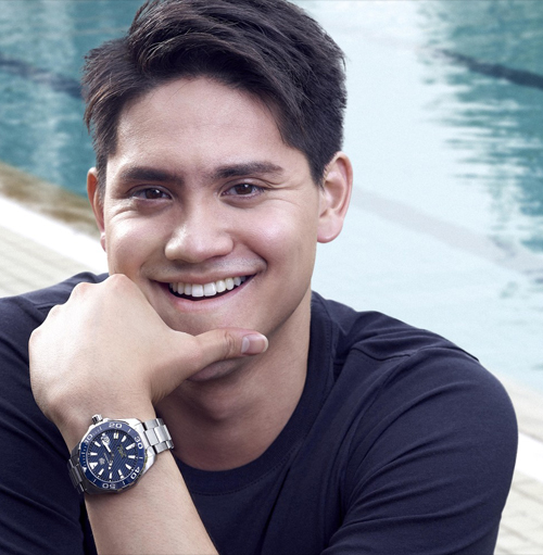 Joseph Schooling is TAG Heuer's new friend of the brand