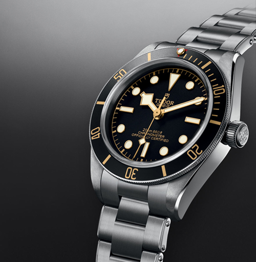 Tudor Heritage Black Bay Fifty‑Eight