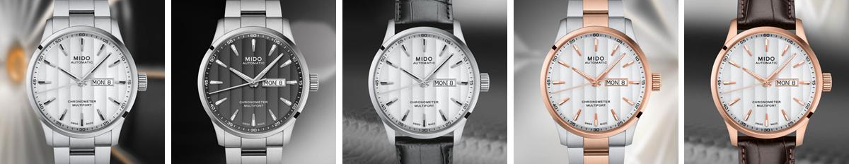 Mido Multifort Chronometer1