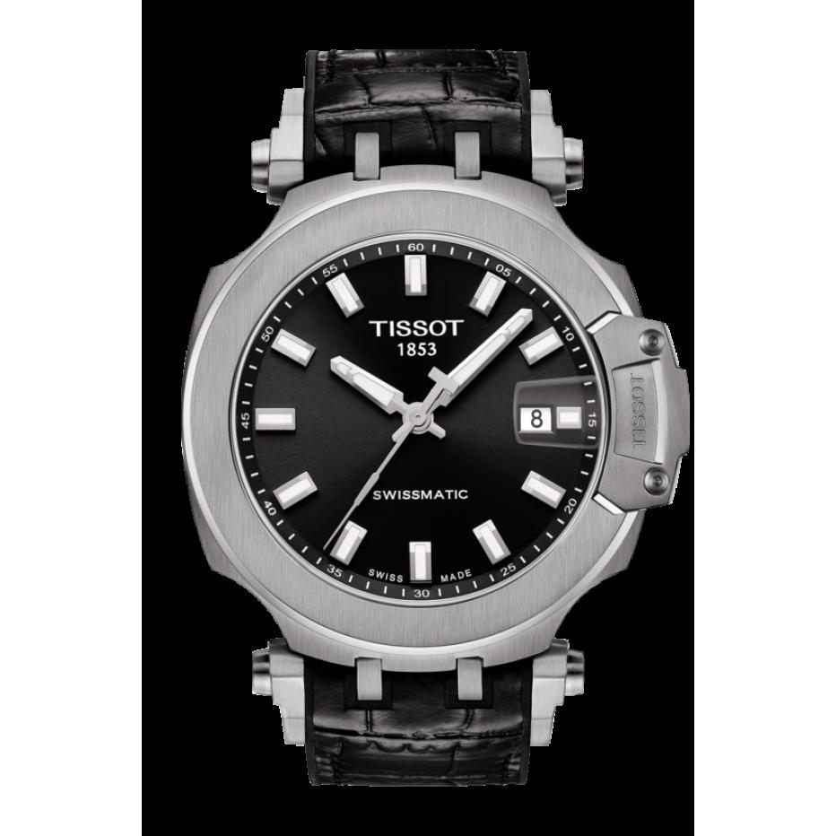 TISSOT T-RACE SWISSMATIC<br /></noscript>T115.407.17.051.00
