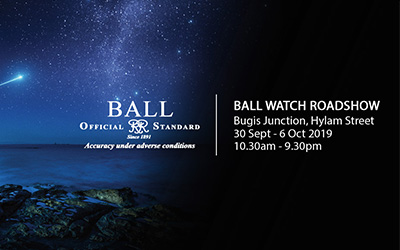 BALL Watch Roadshow
